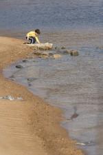 dijete, obale