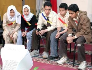 des concours, des étincelles, activisme, jeunesse, Égypte, plus propre, les communautés
