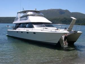cruiser, yacht