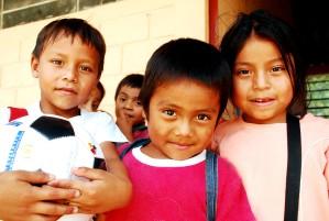 Γουατεμάλα, τα παιδιά