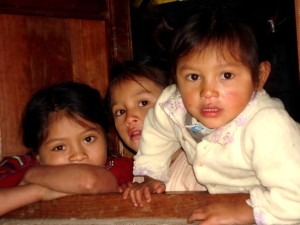 guatemala, three, healthy, children
