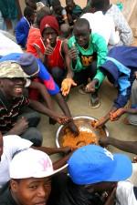 koranic, students, Senegal, benefit, meals, supplies, enable, focus, more