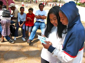 malagasy, scouts, preparing, community, event