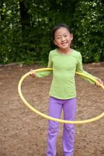 agréable à regarder, asiatique, américaine, enfant de l'école