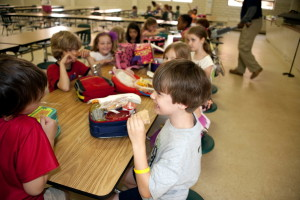 초등 학교, 점심 식사, 휴식, 학교, 활동