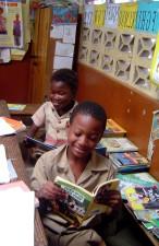 diákok, olvasás,