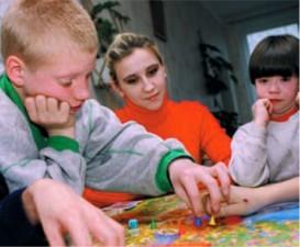 sociaux, le bien-être, centre, aide, enfants, parents, développer, les outils, les compétences