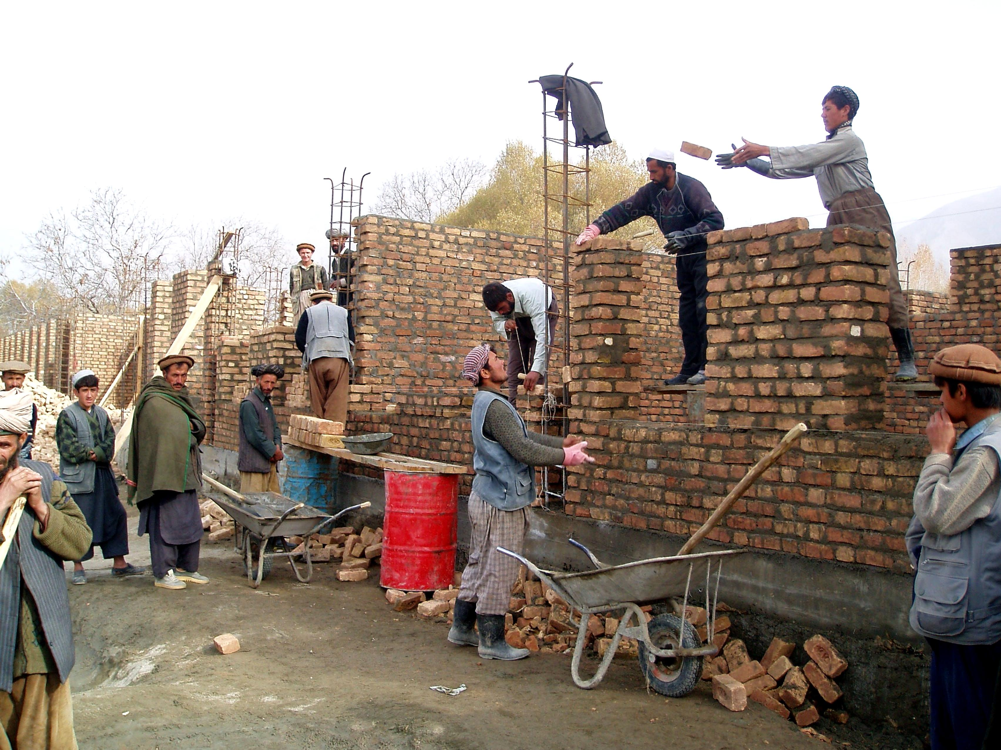 Image result for school construction