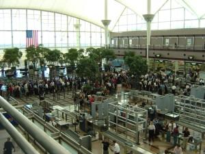 Lotnisko, zabezpieczeń, linie