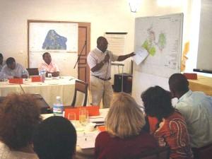 联盟, 马达加斯加, 尝试, 桥梁, 环境, 发展