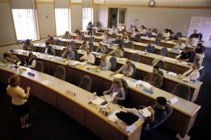 classroom, pople