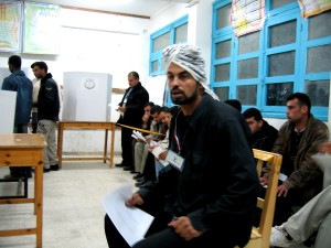 election, monitors, observe, officials, running, voting, Palestinian, elections