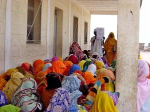 Eritrea, della comunità, la salute, l'istruzione, folla