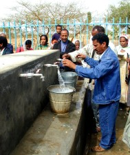 Eritrea, opening, water, sources