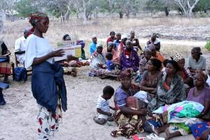 health, worker, teaches, village, women, protect, health