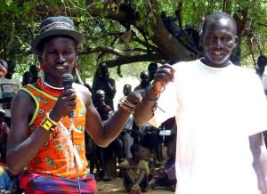 kenya, les femmes, les arbitres, la paix