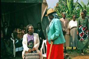 Kenya, kvinner, arv, s, opplæring