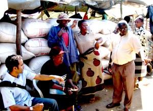 apprendimento, africano, mercati