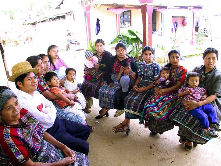 Maja, nők, csatlakozott, egy, az ember, kap, család, tervezés, tanácsadás