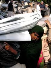 Πακιστάν, καθολικός, ανακούφιση, υπηρεσίες, διανέμει, προμήθειες, Purri