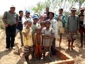 oameni, Madagascar, cafea, în creştere, metode, Madagascar