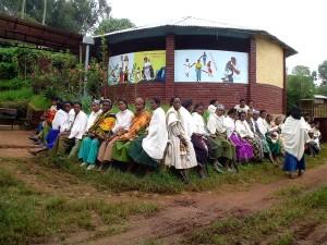 training, program, Ethiopia, family, planning, well, builds, local, Capaciity