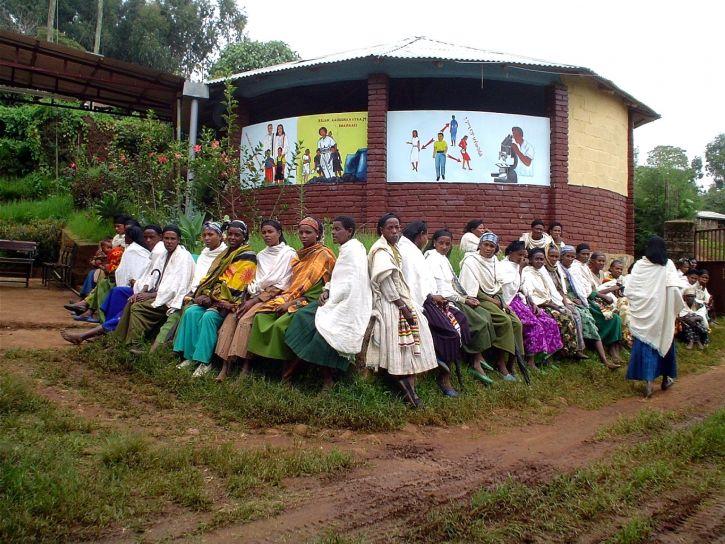 trening, program, Etiopija, obitelji, planiranje, pa, gradi, lokalno, Capaciity