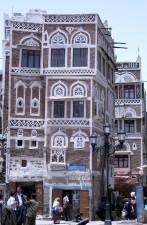Yemen, urban, scene, urban, scene, Yemen