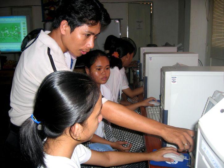 obrazovne, programa, nastavnici, studenti, računala