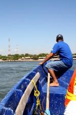 San San Salvador, de la marine, l'homme, bateau