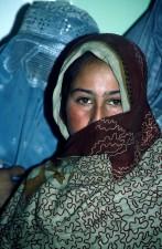 Afghanistan, vrouw, portret, gezicht