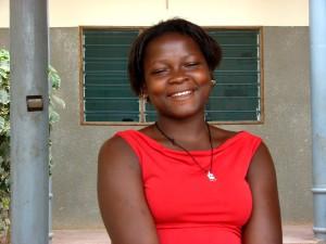 Las mujeres afroamericanas, retrato, Benin, África