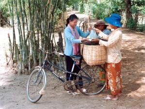 cambodge, les femmes