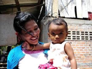 Καμπότζη, νεαρές, παιδί, όπλα