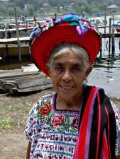dressed, Guatemalas, traditional, dignity, elegance