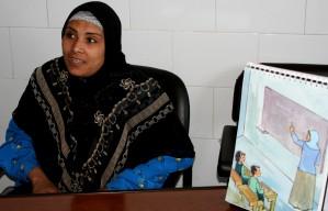 educación, programas, libros, profesor, Egipto, niños en edad escolar