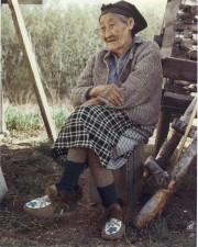 おばあちゃん、アラスカ、年上の女性