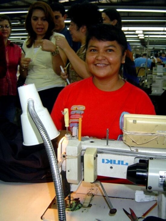 worker, woman, Nicaragua, workplace, colleagues