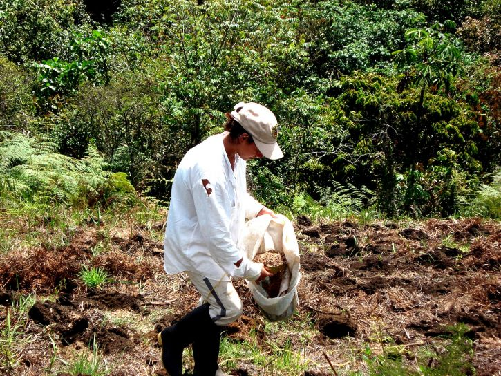 female, farmer, Colombia, training, agricultural, production, business, development