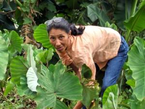 female, rural, farmer, Nicaragua
