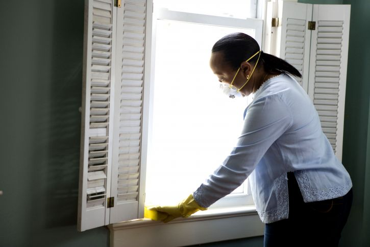 domů, údržba, probíhající, zpracovat, domácí, majitel