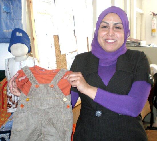 de formación, de Marruecos, las mujeres