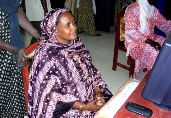 learning, information, center, Mali, give, rural, areas, access, information, technologies
