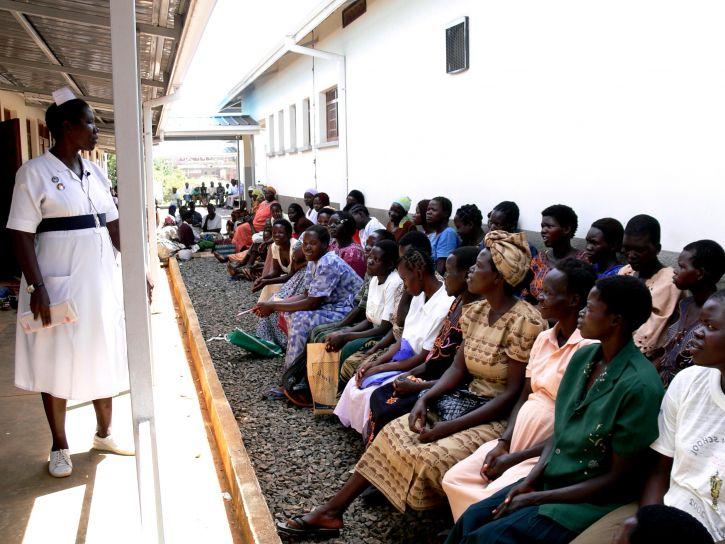 midwife, health, education, pregnant, women, Uganda