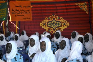 opening, celebration, Granville, Abbas, girls, secondary, school, Kurmuk, blue, Nile, state, Sudan