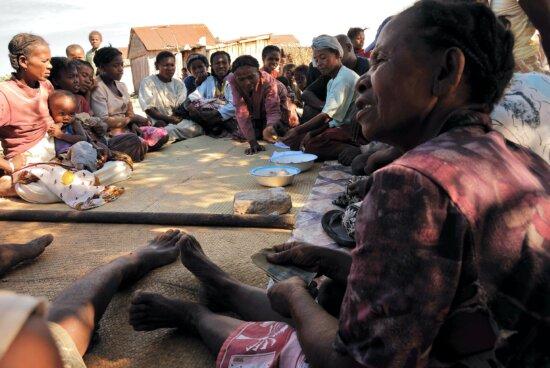 village, women, saving, loan, meeting, Africa