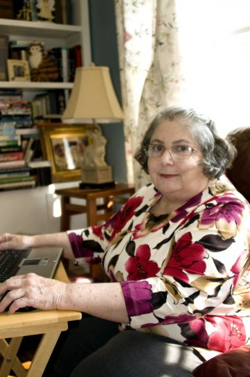 woman, work, laptop, computer