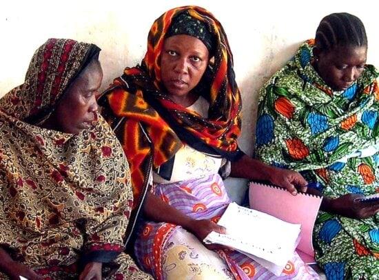 women, Mkwaja, coastal, village, Tanzanias, northern Tanga, region