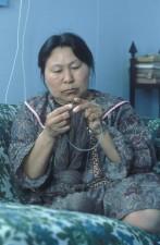 les femmes, le tricot