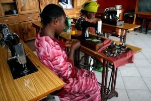 femmes, apprendre, artisanat